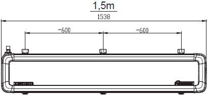 Размеры Defender 150